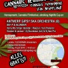 Cannabis Liberation Day 2014, Amsterdam, June 15th