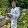 A Beekeeper has Trained Bees to Make Honey from Cannabis Resin